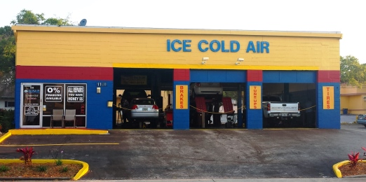 Ice Cold Air Discount Auto Repair